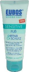 EUBOS SENSITIVE Fuß Repair & Schutzcreme