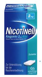 NICOTINELL Kaugummi Cool Mint 2 mg